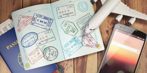كيفيه التطبيق للحصول علي السفر-فيزا
